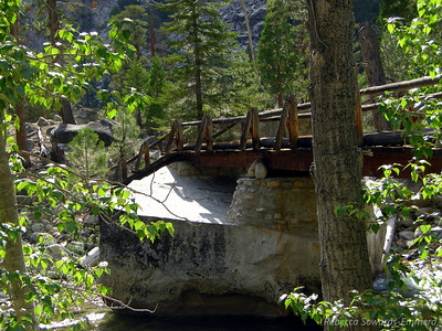 Bridge over the Kern River