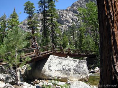 Bridge over the River Kern