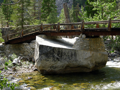 I love how they engineered this bridge.
