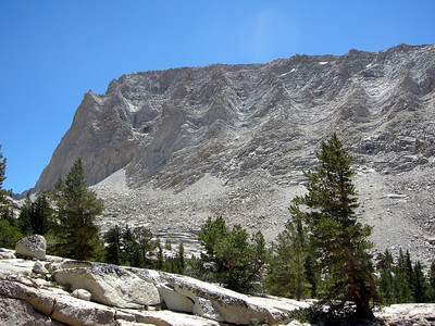 HItchcock ridge (with cool ripple-like rock formation)