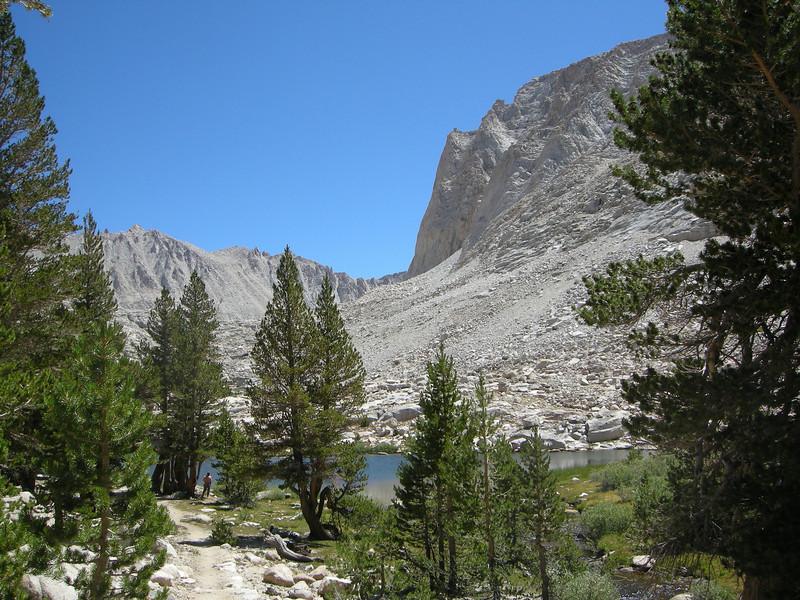 Timberline Lake (no camping)