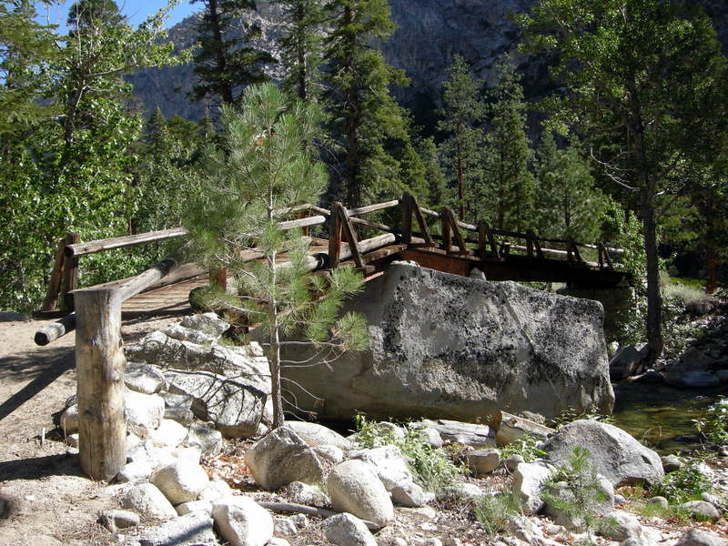 Bridge across the Kern