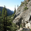 We start today climbing out of the Kern Canyon along Rattlesnake Creek