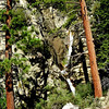 Falls along Rattlesnake Creek<br /> <br /> This was a long climb of almost 4000 ft but really beautiful.