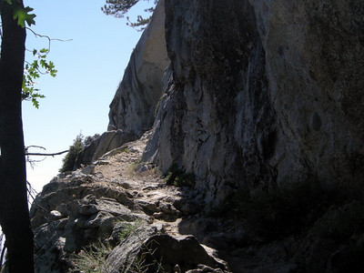The High Sierra Trail
