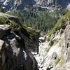 Lone Pine Creek Canyon