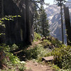 Continuing along the High Sierra Trail