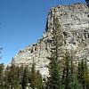 Volunteer Peak from below