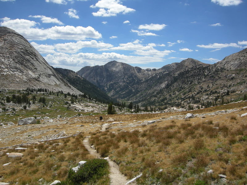 Matterhorn Canyon and Quarry Peak