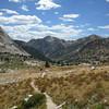 Matterhorn Canyon and Quarry Peak