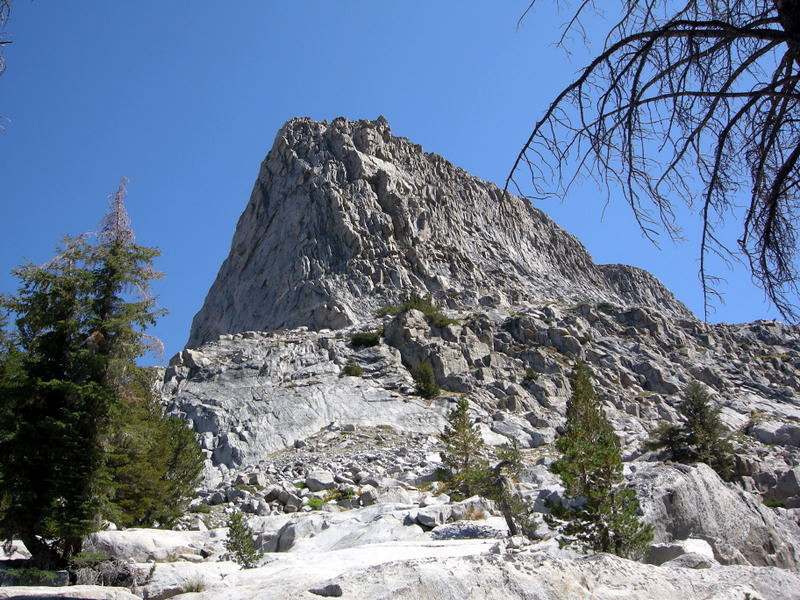 Volunteer Peak from below