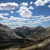 Quarry Peak and Matterhorn Canyon