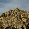 Kettle Peak at Sunset