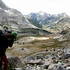 Paige shoots Matterhorn Canyon