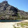 Benson Lake and Piute Mountain