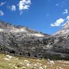 Whorl Mountain and Upper Matterhorn