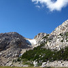Glacier by Mule Pass