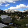 Meadow below Burro Pass