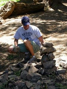 Rock Art on Grouse Ridge