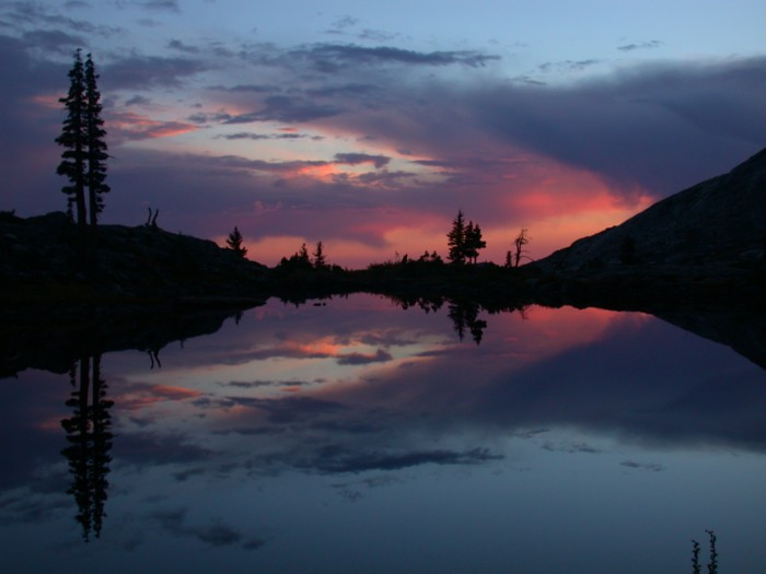 Best. Sunset. Ever.