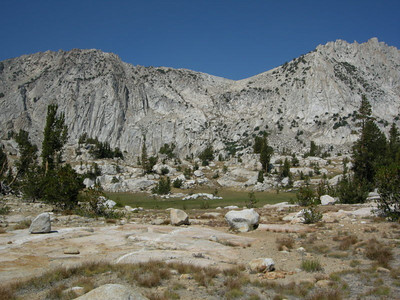 Meadow and Granite