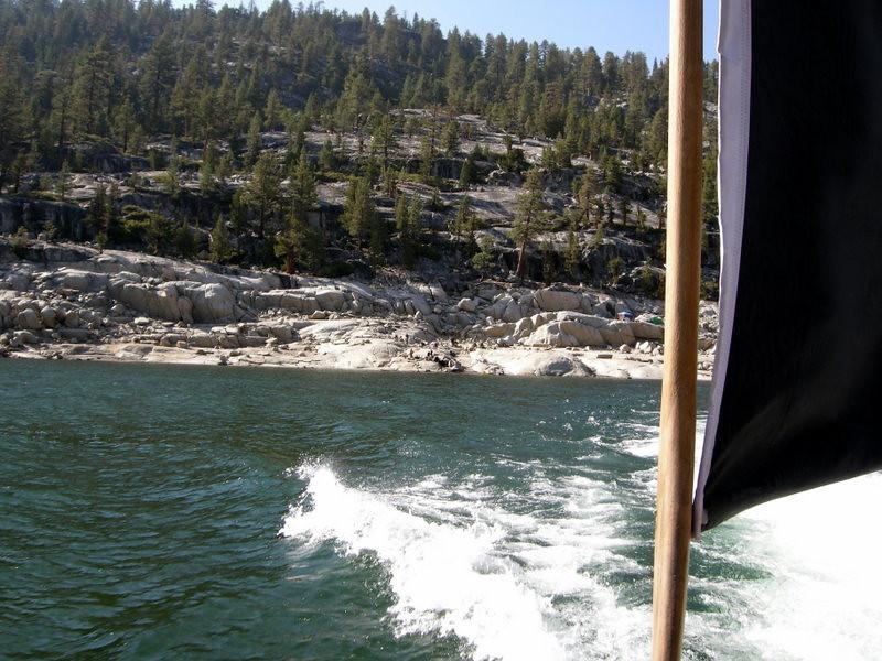 Edison Lake Ferry