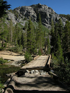 Shadow Lake Bridge