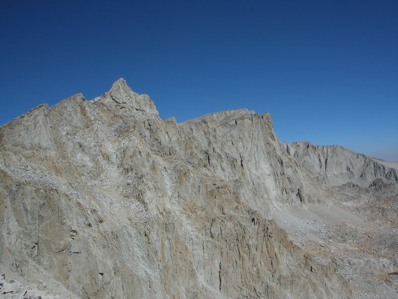 Mt Whitney - hey, we were just there!