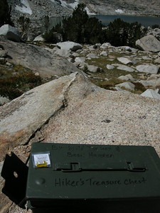 """Hiker's Treasure Chest"""