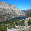 Mount Bago and Charlotte Lake