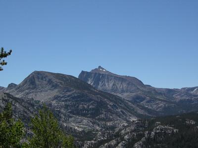 Very cool looking peak