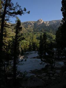 Morning light on the Vermillion Cliffs