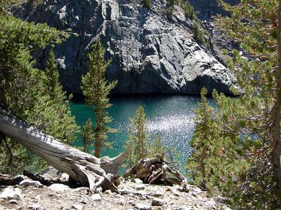 The beautiful Ruby Lake
