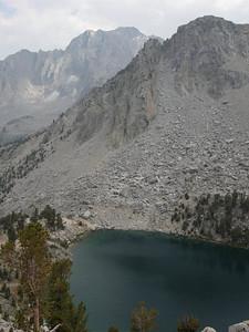Heart Lake with University Peak