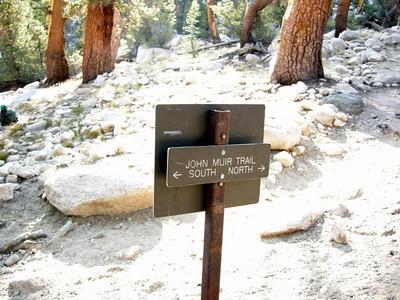 Back on the John Muir Trail! Yaaay!