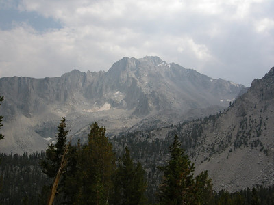 This is one of my favorite trails - I love the views climbing to Kearsarge Pass