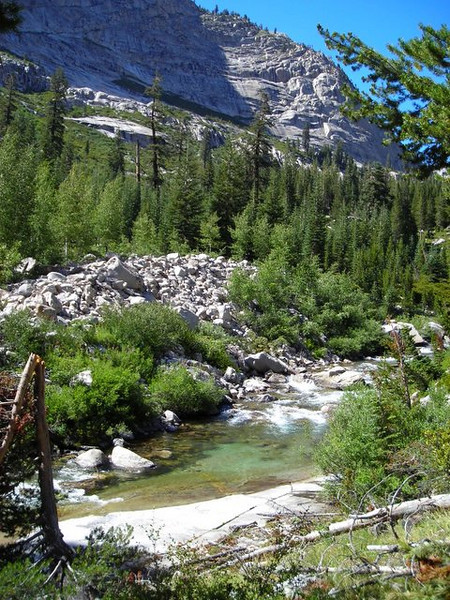 Middle Fork, Kings River