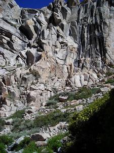 Rock along the golden staircase.