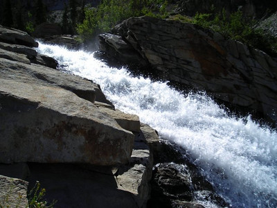Waterfall - not even on the map!