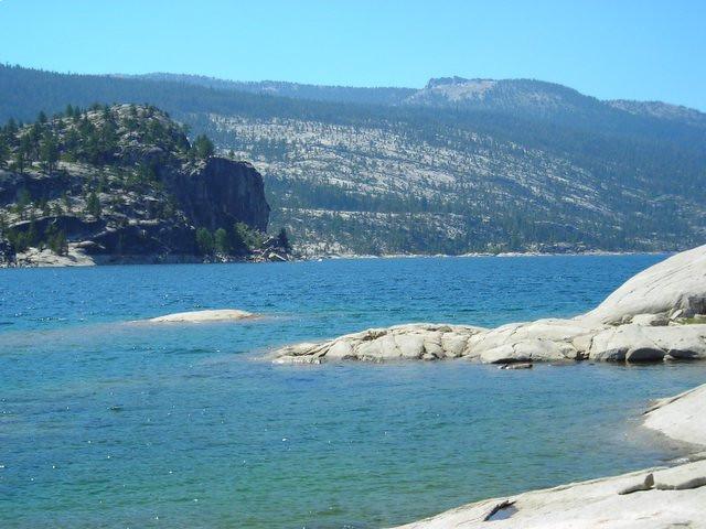 Blue Florence Lake