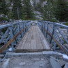 The Piute Creek Bridge