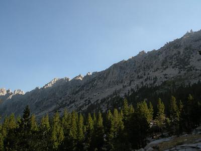 Center Basin Crags