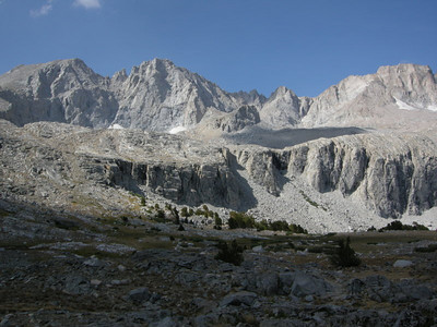 More views below Forester Pass