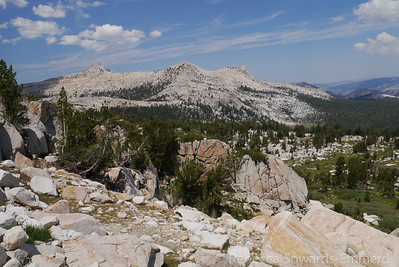 Echo and Unicorn Peaks