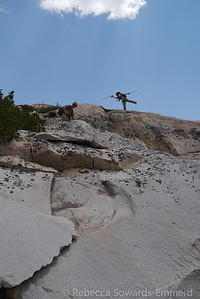 Wild mountain dance attack!