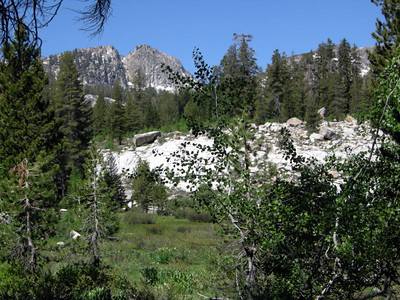 Kaiser Ridge views