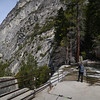 This is Sooz's first visit to Yosemite Valley. Quite a perfect day to experience it!