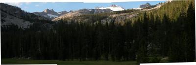 Pano of peaks