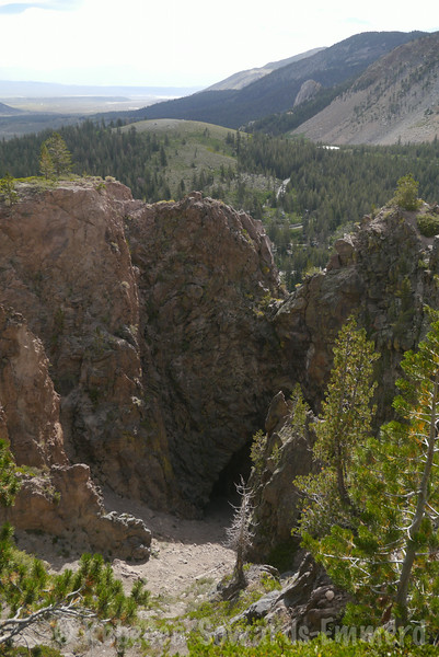 Bottomless Pit, Mammoth Mountain