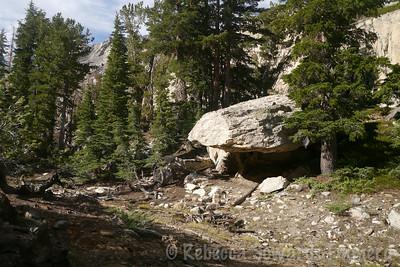 Rock shelter